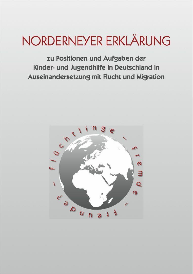 """Norderneyer Erklärung """"Flüchtlinge – Fremde – Freunde?"""""""