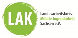 Logo Landesarbeitskreis Mobile Jugendarbeit Sachsen e. V.
